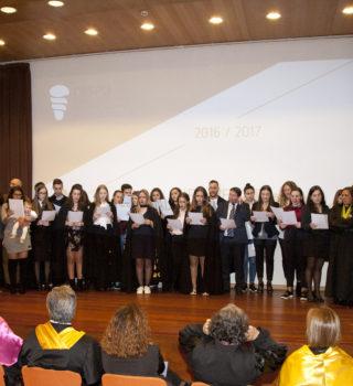 CESPU: Juramento do Fisioterapeuta e Reconhecimento do Mérito Académico