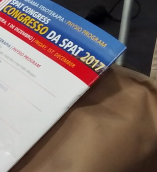 A Fisioterapia está a crescer na Madeira – participação no XIII Congresso Nacional da SPAT
