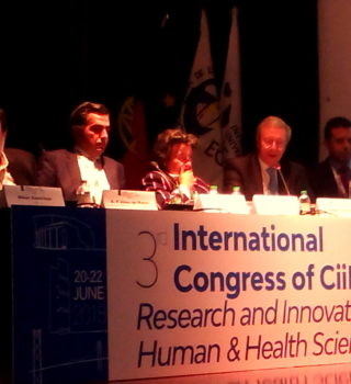 A APFISIO esteve no 3º Congresso Internacional do CiiEM