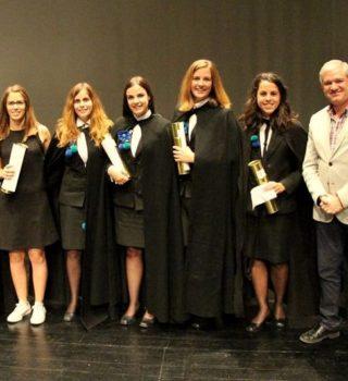 APFISIO reconhece o mérito académico dos alunos da ESSLei