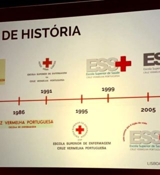 ... A Escola Superior de Saúde da Cruz Vermelha Portuguesa celebrou o seu  70º aniversário 579117b6266ae