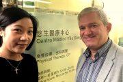 APFISIO reuniu-se com Associação de Fisioterapia de Macau