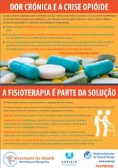 Poster - Dor crónica e crise opióide