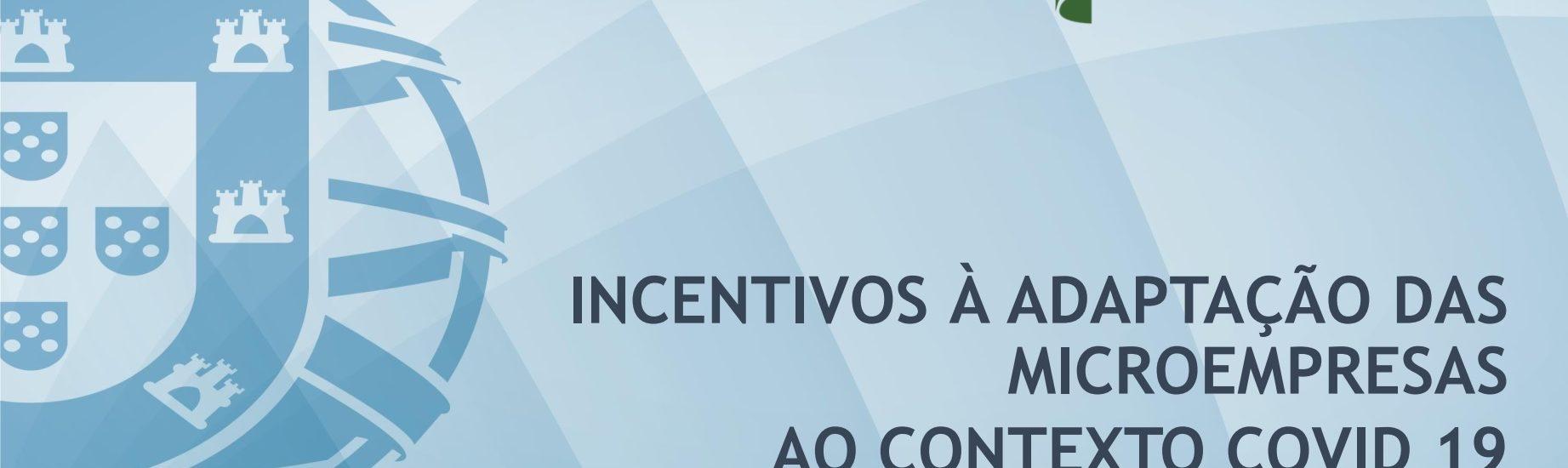 Incentivos à adaptação das microempresas ao contexto COVID-19