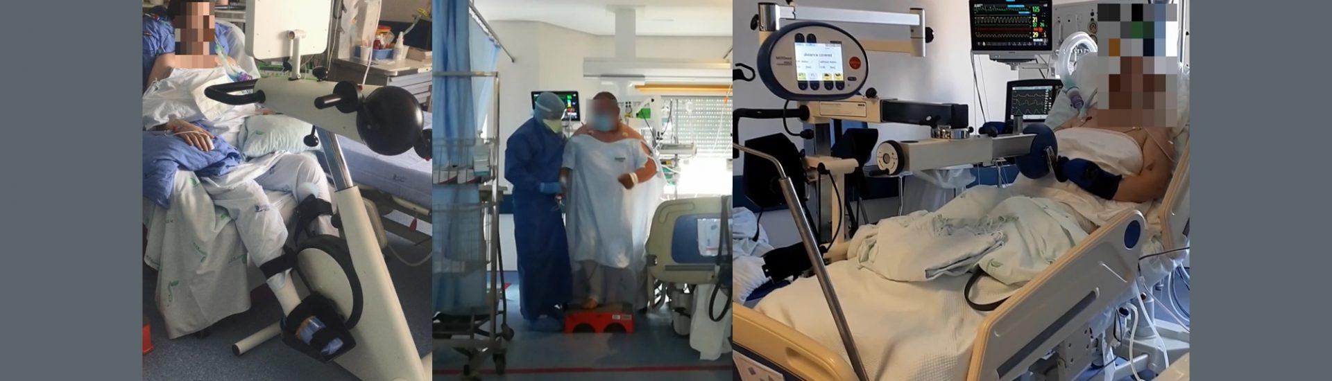 Falta de fisioterapeutas em permanência nas Unidades de Cuidados Intensivos