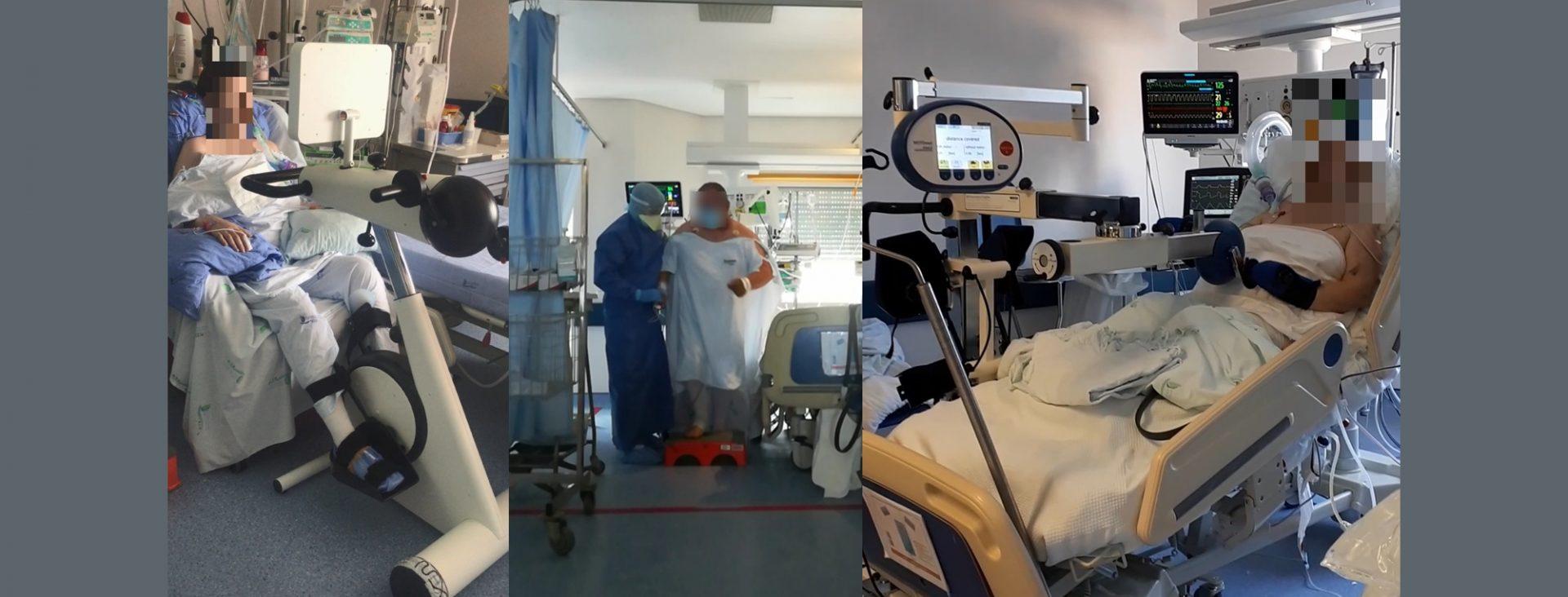 <p>A recuperação dos doentes com Covid-19</p>