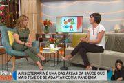 """GIFCR da APFisio no programa """"A Nossa Tarde"""" da RTP"""