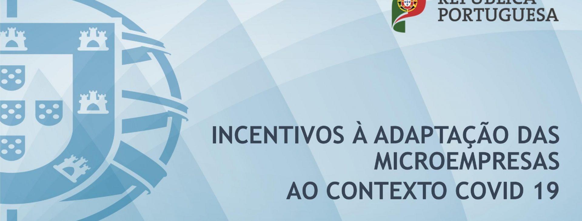 <p>Incentivos à adaptação das microempresas: COVID-19</p>