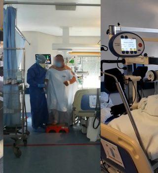 Associação Portuguesa de Fisioterapeutas alerta para falta de profissionais nos cuidados intensivos