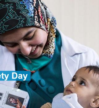 Dia Mundial da Segurança do Doente